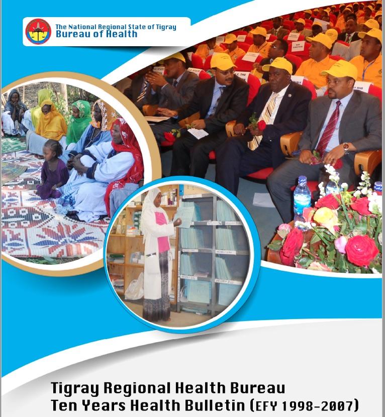 tigrai health bureau plan