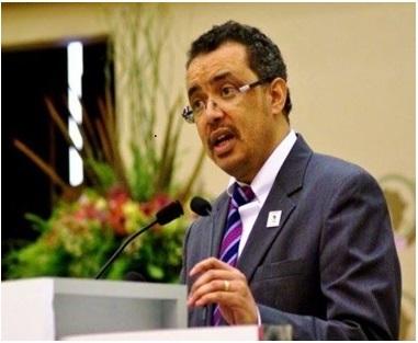 Ethiopia and Africa on rise: FM Tedros Adhanom